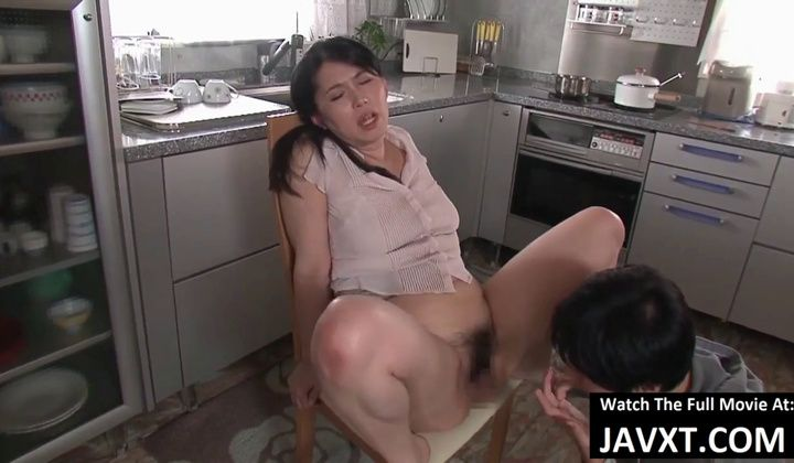 Cuckold - Hot Japanese Mom And Stepson