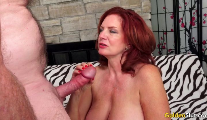 Cumshot - Andi James